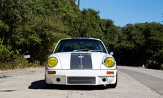 This Shop In Wisconsin Makes The Best Air-Cooled Porsches You've Never Heard Of