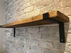 Industrial Solid Metal Scaffold Board Shelf Bracket x 1