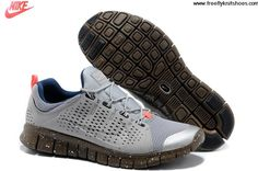 detailed pictures 72e68 c4f1c com for nikes OFF - Mens Nike Free Powerlines II Strata Grey Shoes