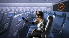 #Mile-high #musicals, #fitness tests: New world of in-flight entertainment...