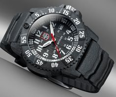 Luminox New Carbon SEAL3800 Series