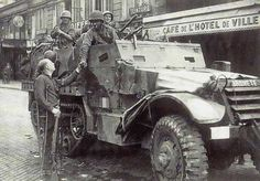 Brunete. La Nueve. Free In French, War Image, Military Modelling, Ww2 Tanks, Military Photos, Armored Vehicles, Us Army, World War Two, Military Vehicles