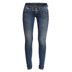 Lynn Skinny 6128 071 - JEANS - UNDERDELAR - KATEGORIER - SHOPPA TJEJ -... ❤ liked on Polyvore featuring jeans, pants, bottoms, skinny jeans, skinny fit jeans, blue jeans, super skinny jeans and blue skinny jeans