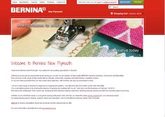Bernina New Plymouth. Your patchwork and quilting specialists in Taranaki. At Bernina we are just as passionate about sewing as you are! We are dealers of high quality BERNINA Sewing machines, Overlockers and Bernettes. Plus we have a wide range of high quality fabrics, threads, embroidery supplies and haberdashery available in store.