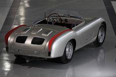 1958 Porsche 356A/1500GS Zagato Speedster