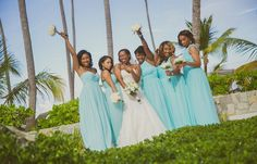 Belinda & James' destination wedding in Punta Cana, beach wedding in Punta Cana, Punta Cana wedding ideas @destweds