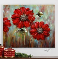 Uttermost Shining Stars Floral Art