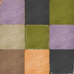 Pickleberrypop :: Paper Packs :: Not so Spooky [Solids, Card stock and solids with sequins edges]