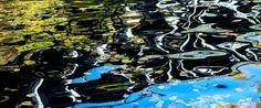 waterspiegeling op canvas, aluminium (dibond), Xpozer of poster print. Hanneke Luit