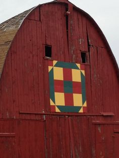Our Lives Are An Open Blog : Missouri Gets Interesting: Barn Quilts