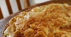 Se banana com canela já é bom, imagina em uma torta que fica pronta em uma hora. Clique ao lado para ver a receita