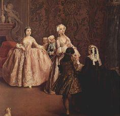''1751 Pietro Falca (Pietro Longhi)  .