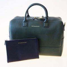 Want Les Essentiels de la Vie - luxury leather accessories from Canada #MATCHESFASHION #MATCHESMAN