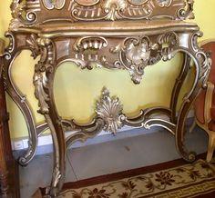 Console Louis XV Style. Period: 19th Century
