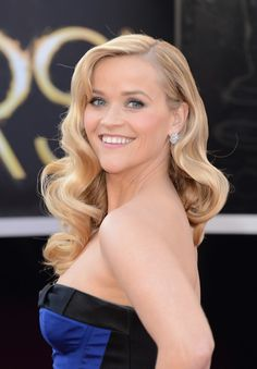 Reese Witherspoon: Reese brings classic hairstyles we adore to the big screen and the red carpet, and these glam curls are no exception. They're the perfect way to turn heads.