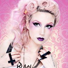 sugarpill makeup looks   Behind the Brand: Amy Doan of Sugarpill Cosmetics   Beautylish