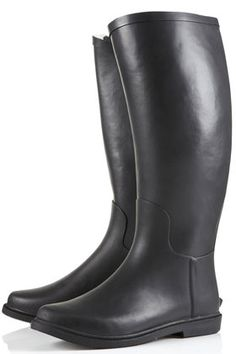 DANDY Riding Wellies - LOVE that these rain boots look like regular riding boots! Must have.