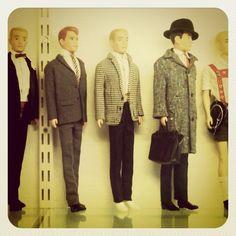 Vintage Ken dolls - Ya don't see that everyday