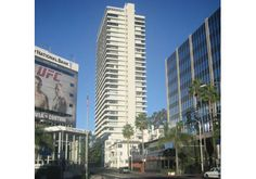 The Serra Towers in Los Angeles are famous for their high-profile residents. Cher lives there, and Lindsay Lohan just unloaded her apartment in the complex. Now, Elton John and his partner David Furnish have purchased a 1,800-square-foot condominium there. The unit has two bedrooms and a balcony on the 20th floor.