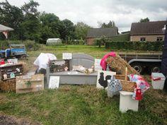 Pipa Greenström      Hobby handwerk uut de Noordkop: Dorpshuis Tolbert .. Braderie  2 juli  2014