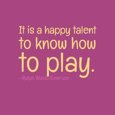 Thankful for knowing how to play as a right brain trainer ending up loving what I do. 150214