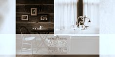 The Loom House, Weddings, Elopements, Honeymoons • http://www.weddingsnorthcarolina.us/lodging/the-loom-house • The Loom House is Restored Historic Cottage • The Loom House has been transformed into a romantic weekend or long weekend getaway cabin for two with modern conveniences. • Sleeps 1-3