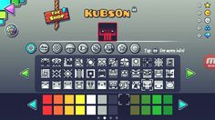 How To Unlock All Icons in Geometry Dash Game?