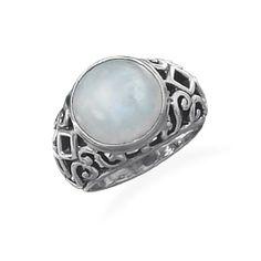 celtic moonstone engagement rings - 500×500