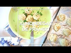 Almondegas de frango FIT | Rodrigo e Beta - YouTube