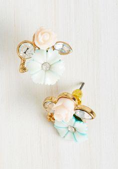 Accessories - Precious Posies Earrings