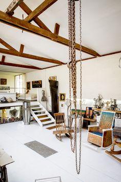 L'atelier de Philolaos Tloupas | MilK decoration