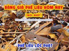 Giá phế liệu hôm nay mới nhất năm 2020 Lộc Phát là một đơn vị thu mua phế liệu giá cao chuyên nghiệp uy tín với nhiều nă...