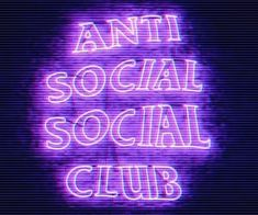 anti social social club discovered by moon on We Heart It Dark Purple Aesthetic, Lavender Aesthetic, Violet Aesthetic, Bad Girl Aesthetic, Aesthetic Colors, Aesthetic Collage, Quote Aesthetic, Aesthetic Pictures, Bedroom Wall Collage