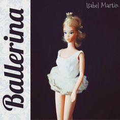De mi colección personal. Barbie Bailarina #fbn #boutiquedenancy #barbie #instadoll #doll #Collection #coleccionismo #muñeca