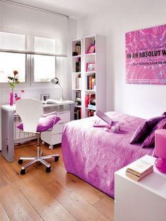 Muebles funcionales ¿Rosa o amarillo?