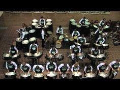 UNT 2:00 Steel Band performs Sting's Every Little Thing