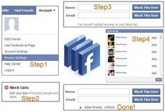 How to Block, Remove and Delete People or Friends on Facebook - Quertime