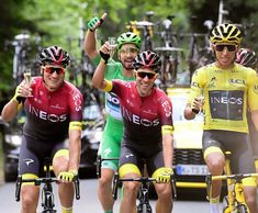 Five talking points from stage 21 of the Tour de France 2019 - Cycling Weekly Cycling Weekly, Pro Cycling, Geraint Thomas, Chris Froome, Fastest Man, Green Photo, Paris Shows, Victorious, Champion