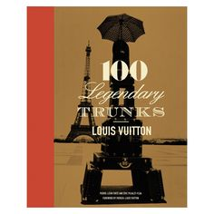 Louis Vuitton: 100 Legendary Trunks: The History of the Travel Trunk - Pierre-Leon Forte, Florence Muller | Original title: 100 malles de légende. I have the french edition, which I bought at the Louis Vuitton exhibit at the Musée Carnavalet in February 2012. The most amazing exhibit I have ever seen. And the most beautifully constructed book!!