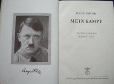 Hitler revive en Alemania con su obra 'Mi lucha', libre de derechos | La Aventura de la Historia | EL MUNDO