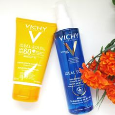 Our contributor tests out Vichy Normaderm and Ideal Soleil products to help treat her skin and protect it all summer long!