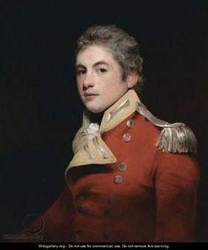 Portrait Of George Gordon, 5th Duke Of Gordon - John Hoppner - WikiGallery.org, the largest gallery in the world