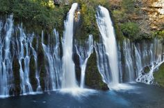 Autumn in Northern California can be dry and crisp while it waits for the Pacific storms to roll in, but there's a lush oasis in the Cascade Range that stays green year-round. 100 million gallons of spring water gush out of Burney Falls every day.photo by Nancy JamesJust under 300 miles north of San...