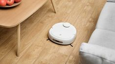 Narwal mop and vacuum robot with self-cleaning function. It has a unique mop system which can wash, rinse and dry the mops automatically. Grey Vinyl Flooring, Low Chair, Smart Robot, Kitchen Cabinets In Bathroom, Deep Cleaning, Floor Cleaning, Hard Floor, Flooring Ideas, Robotics