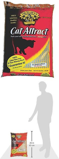 Litter 116363: Precious Cat Cat Attract Problem Cat Training Litter 40Lb Bag, New -> BUY IT NOW ONLY: $31.13 on eBay!