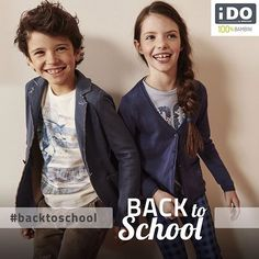 Facciamoci belli con la nuova collezione iDO!  #iDOkidswear #Newcollection #kidswear #AI2015