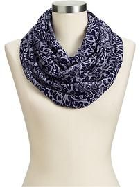 Lovely ON Infinity Scarf