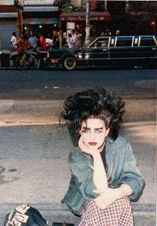 NIGHTWALKER: IN THE DARK,GOTHIC LOOKS,FOTOS DE GOTICOS 80S  NOCHE NOSTALGIA
