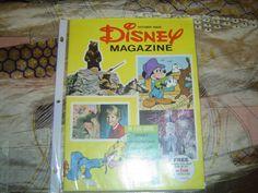 Vintage Walt Disney Magazine Debbie Reynolds October by LONLAR803, $20.00