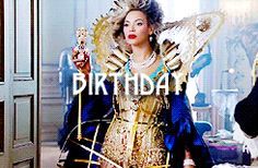 Beyoncé - Happy 35th Birthday, Beyoncé